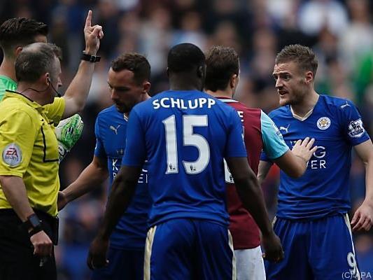 Der Referee stand bei Leicesters Remis im Mittelpunkt