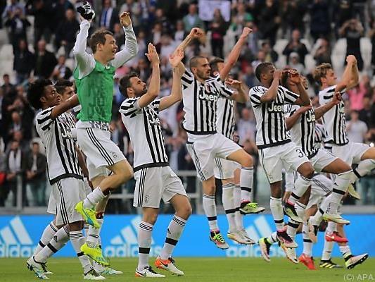 Einmal mehr eine Saison für die Zebras aus Turin