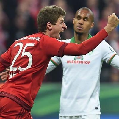 Thomas Müller schoss die Bayern ins Finale