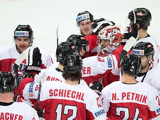 Erleichterung und Jubel bei Eishockey-Team nach Sieg gegen Südkorea