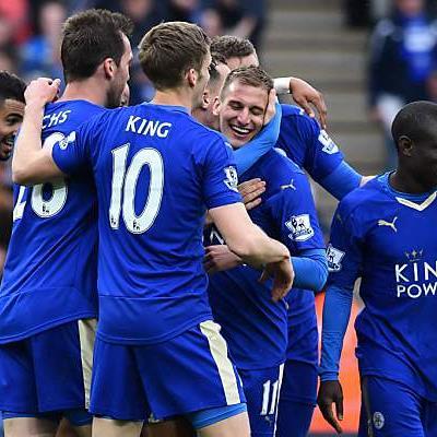 Jubel bei Leicester - Titel rückt näher
