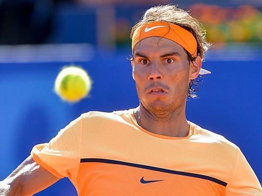 Sandplatzkönig Nadal gewann in Barcelona