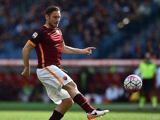 Totti immer noch wertvoll für die Mannschaft
