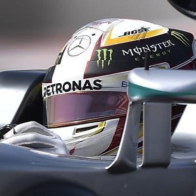 Hamilton muss Rosberg langsam unter Druck setzen