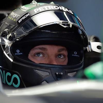 Rosberg nimmt Kurs auf siebenten Sieg in Folge