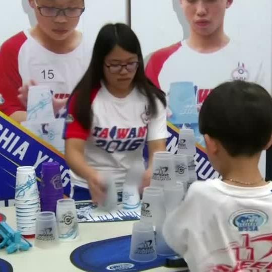 Bei der letzten WM in Deutschland konnten die jungen Taiwanesen 11 Goldmedaillen gewinnen.