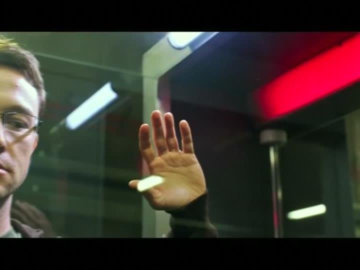Snowden der Film.