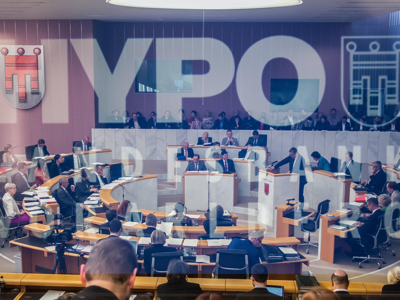 Der Landtag blickt seinem ersten U-Ausschuss entgegen