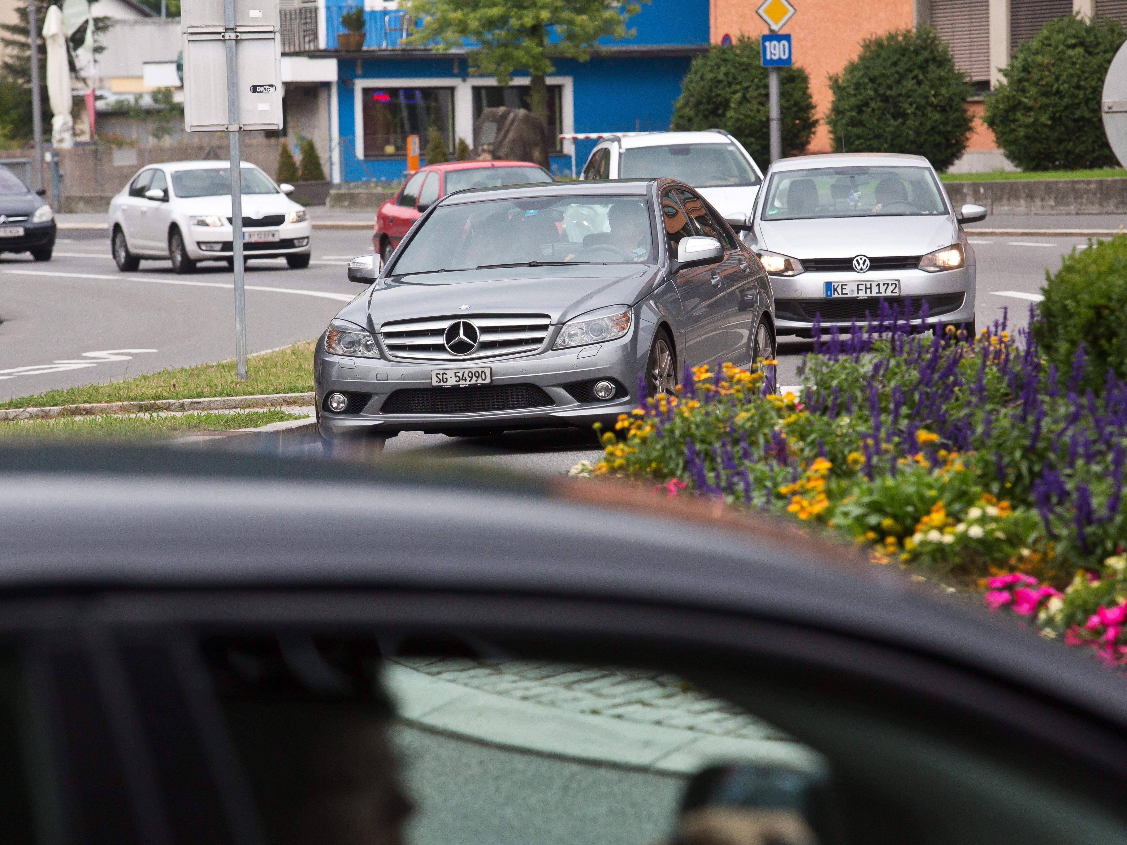 Neue Studie empfiehlt Bregenz die Einführung einer City-Maut