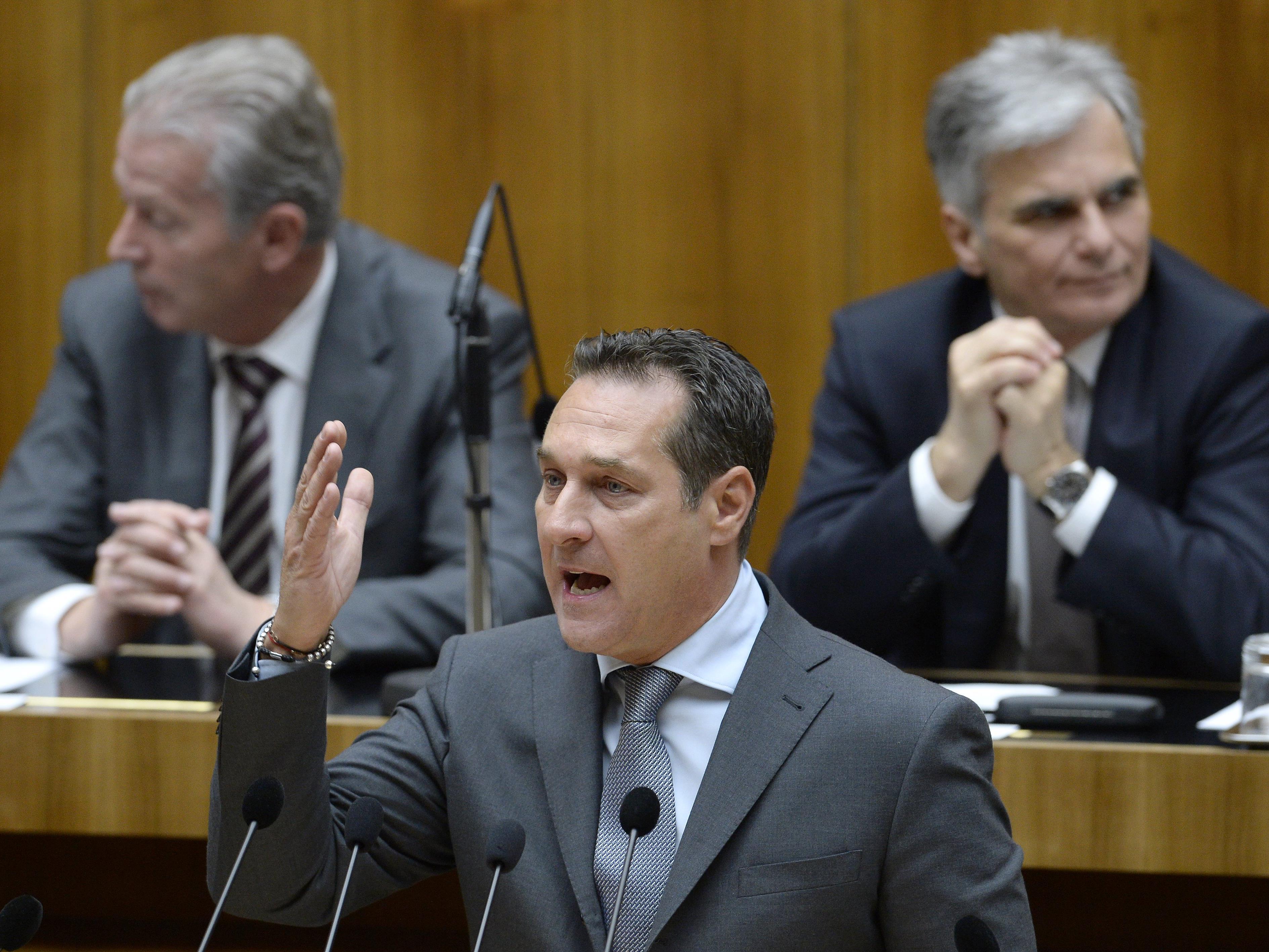 FPÖ, Grüne und NEOS lehnten Vorlage ab.