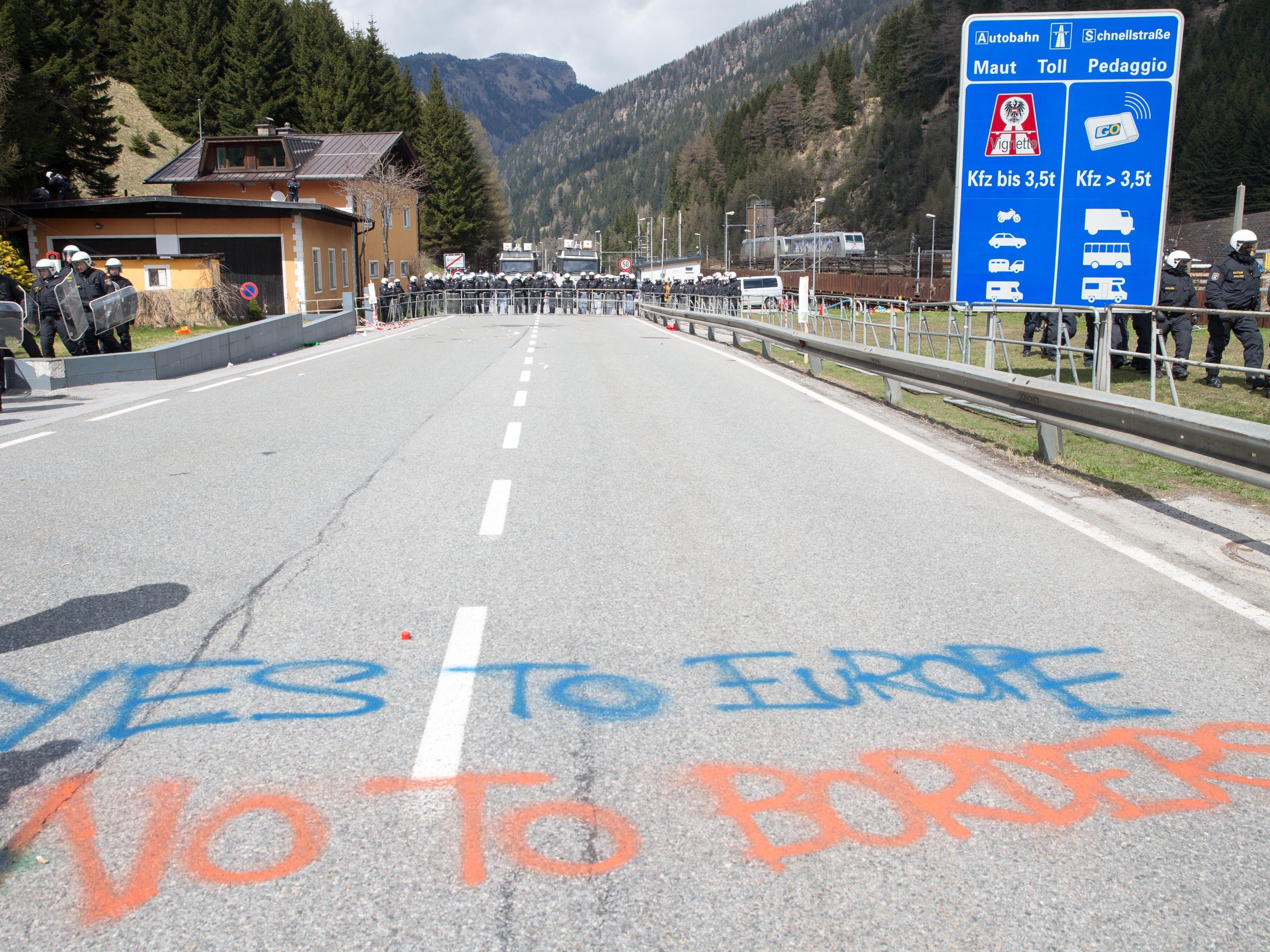 Ist der Zaun an der Brenner-Grenze eine gute Idee?