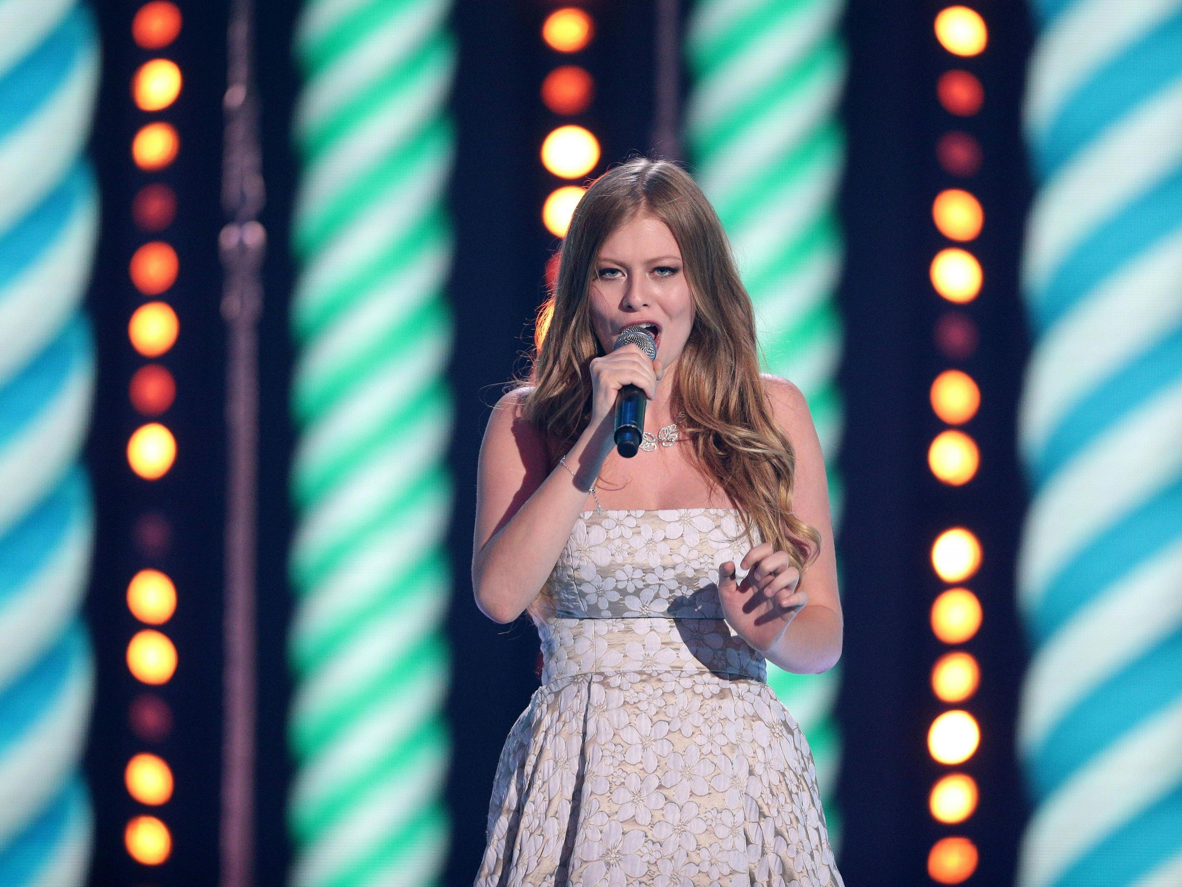 Zoe hat in Stockholm am 10. Mai ihren Halbfinal-Auftritt.