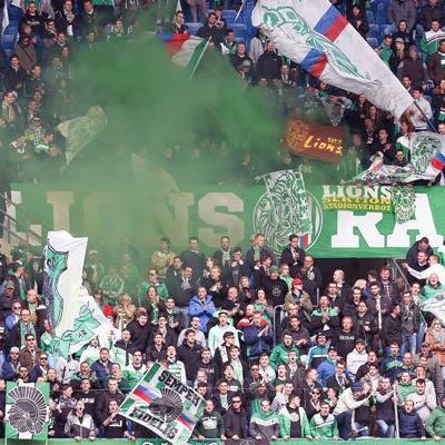 Beim Spiel Rapid gegen Sturm Graz kam es zu mehreren Anzeigen.
