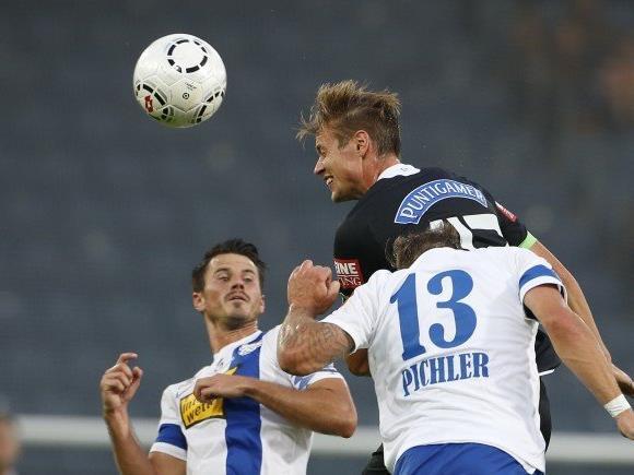 """Fußball: Grödig empfängt Sturm zum """"Schlüsselspiel der Sieglosen"""""""