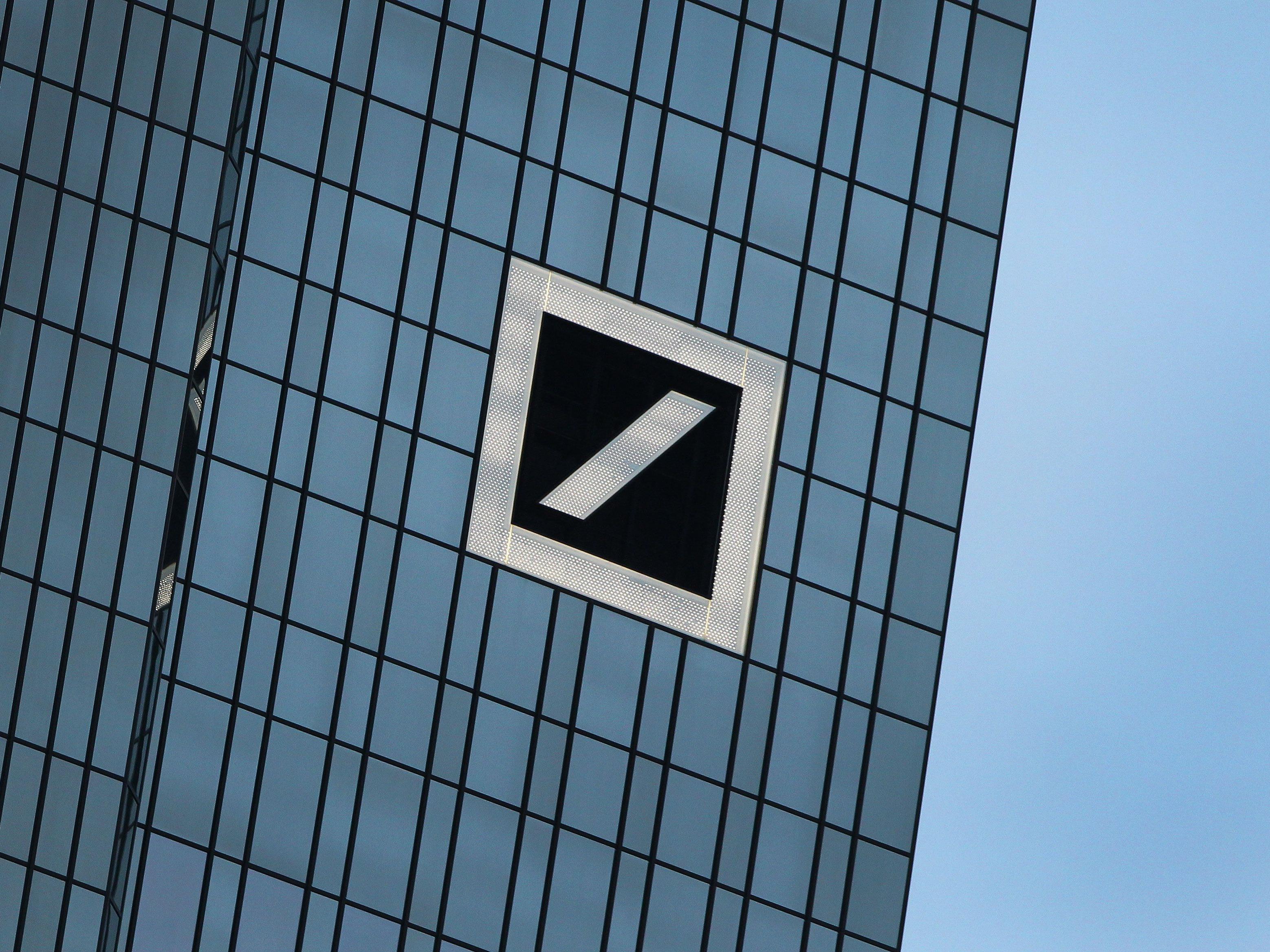 Auch die Deutsche Bank findet in den Panama-Papers Erwähnung.