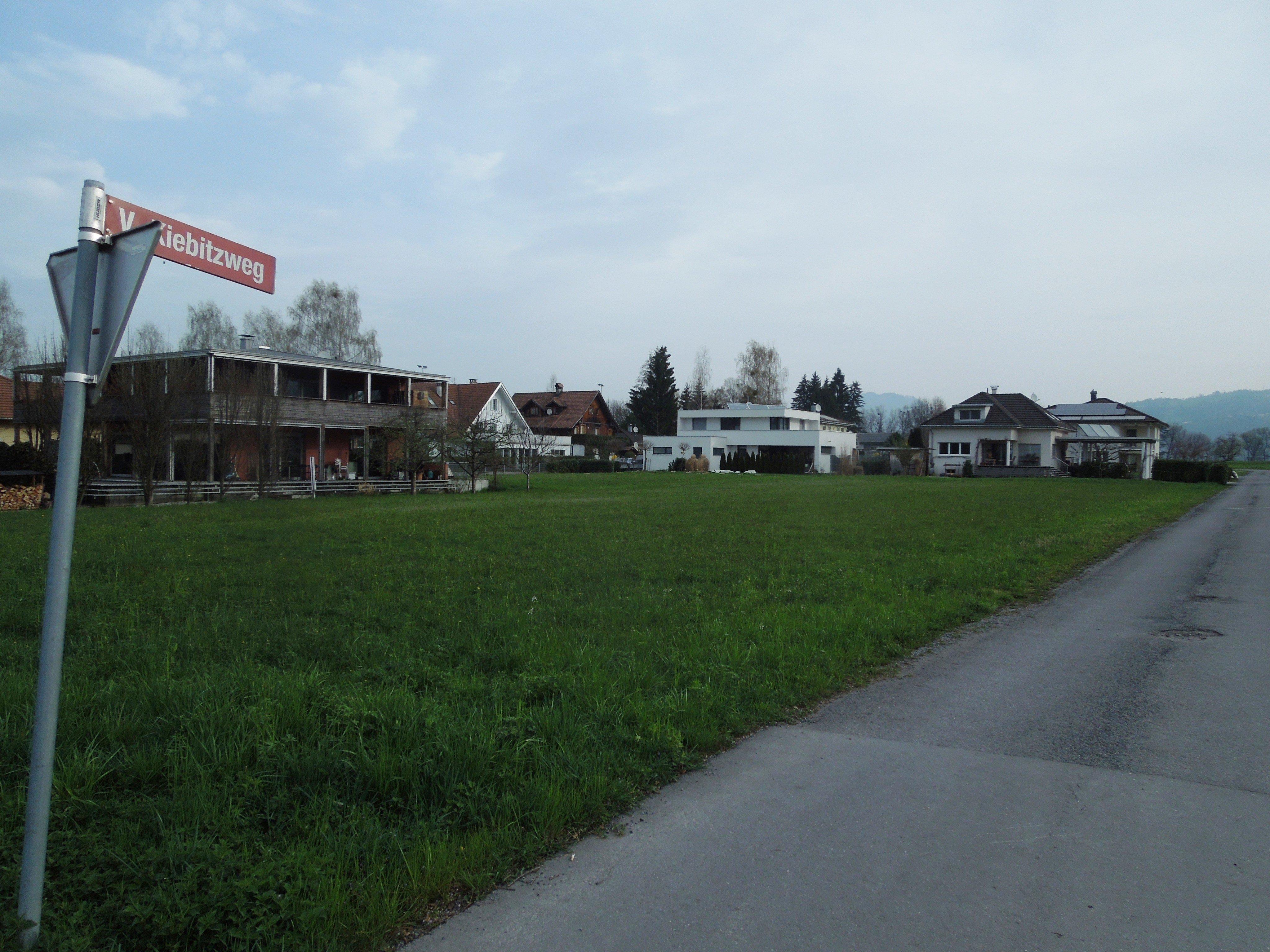 Die Anrainer im Dornbirner Kiebitzweg warten schon lange auf eine Straßenbeleuchtung.