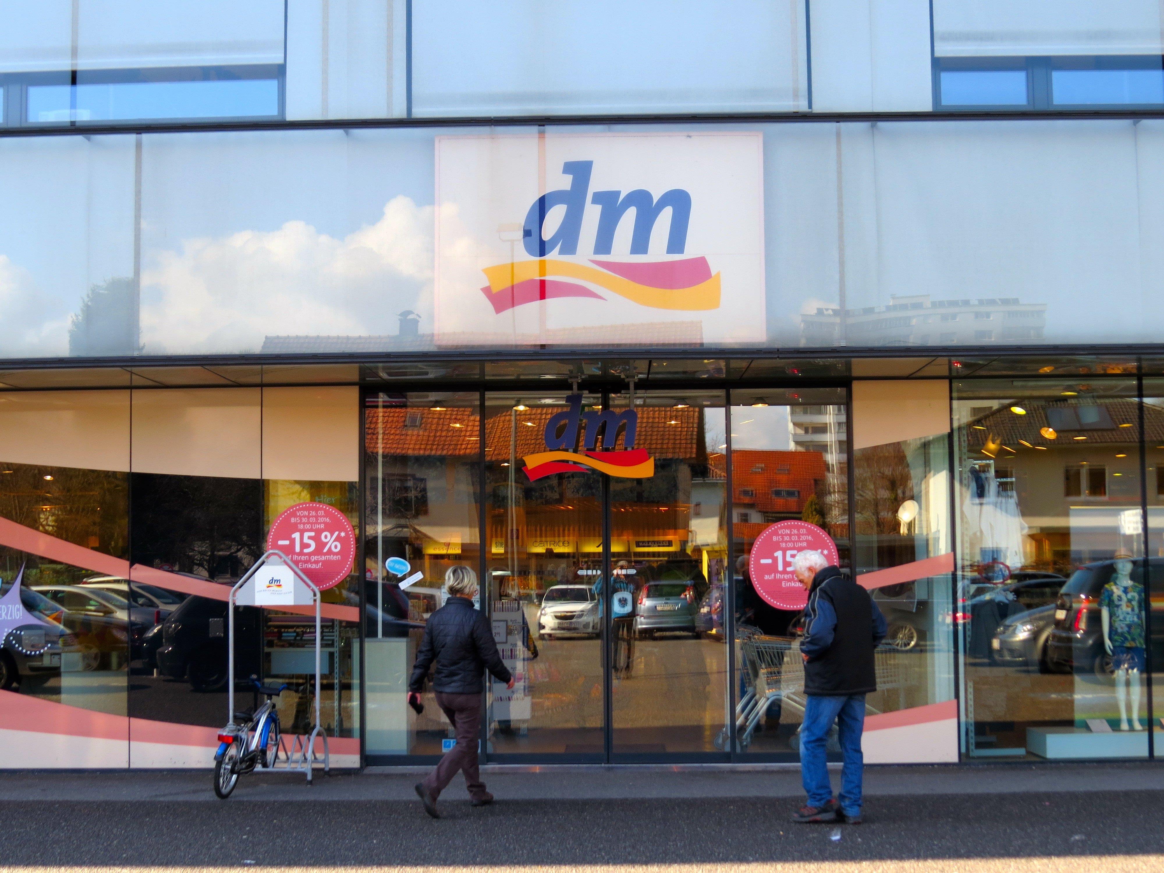 Die DM-Filiale im Ambergpark in Altenstadt schließt für sechs Wochen ihre Türen.