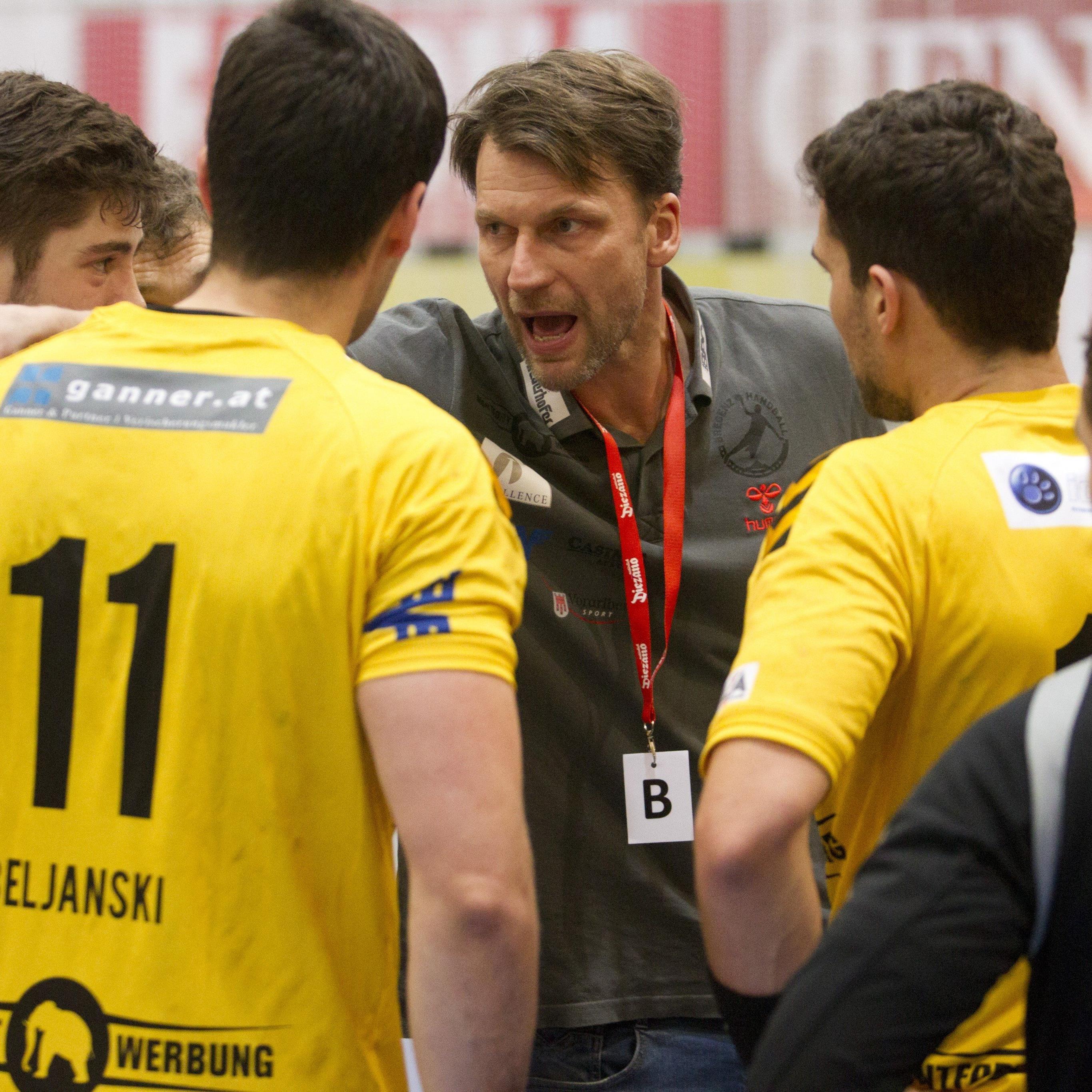 Leoben erreichte Remis gegen Bregenz.