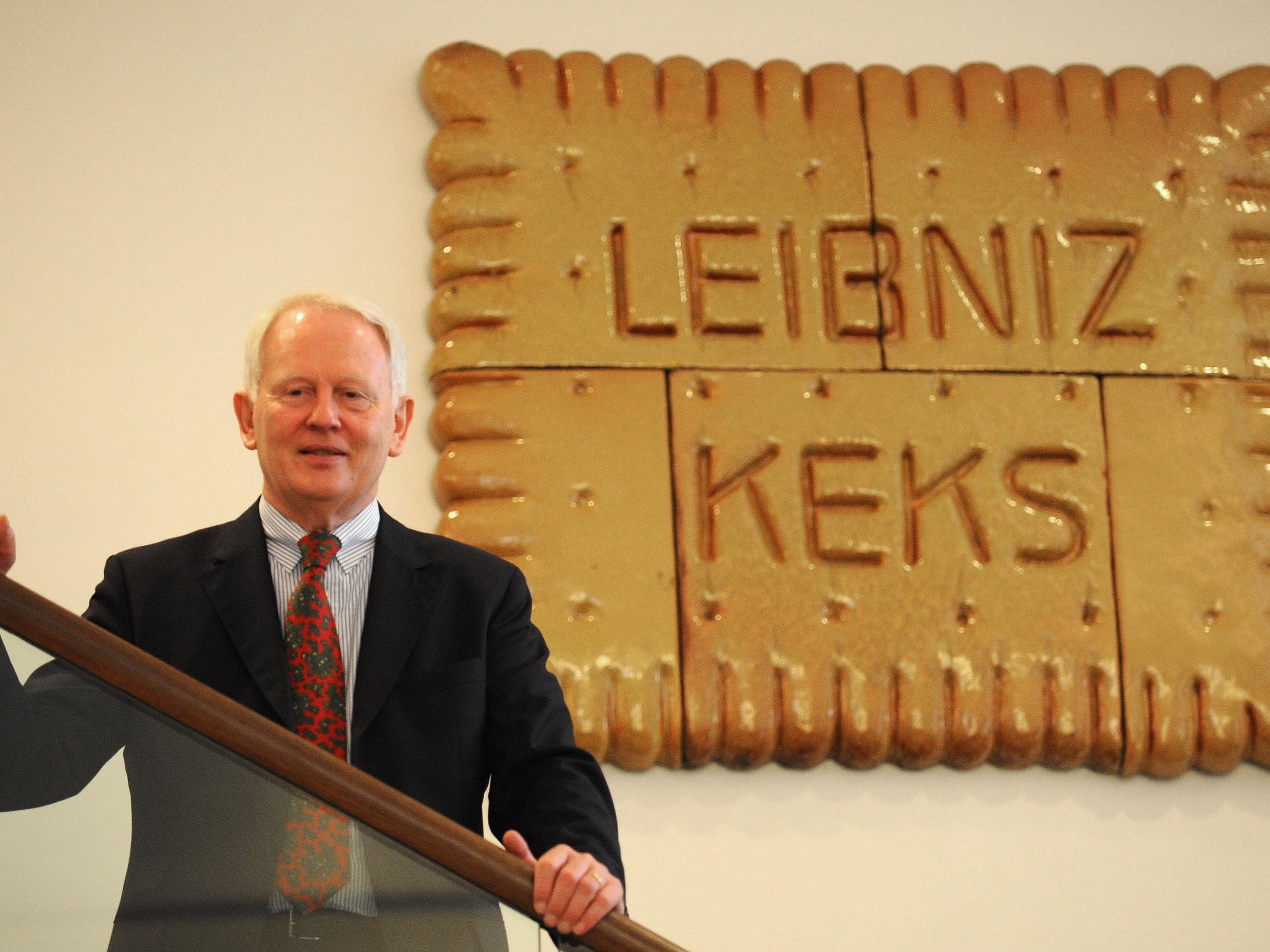 Der Leibniz Keks feiert 125-jähriges Jubiläum.