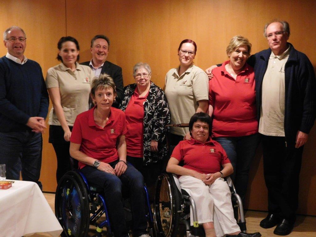 Neuer Vorstand bei Handicap Feldkirch