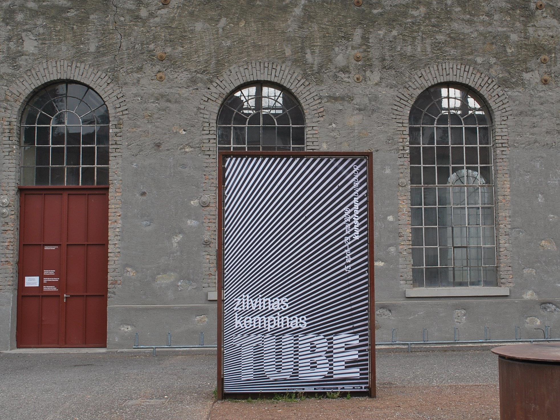 Die neue Ausstellung wird am Donnerstag, 14. April, um 20 Uhr eröffnet.