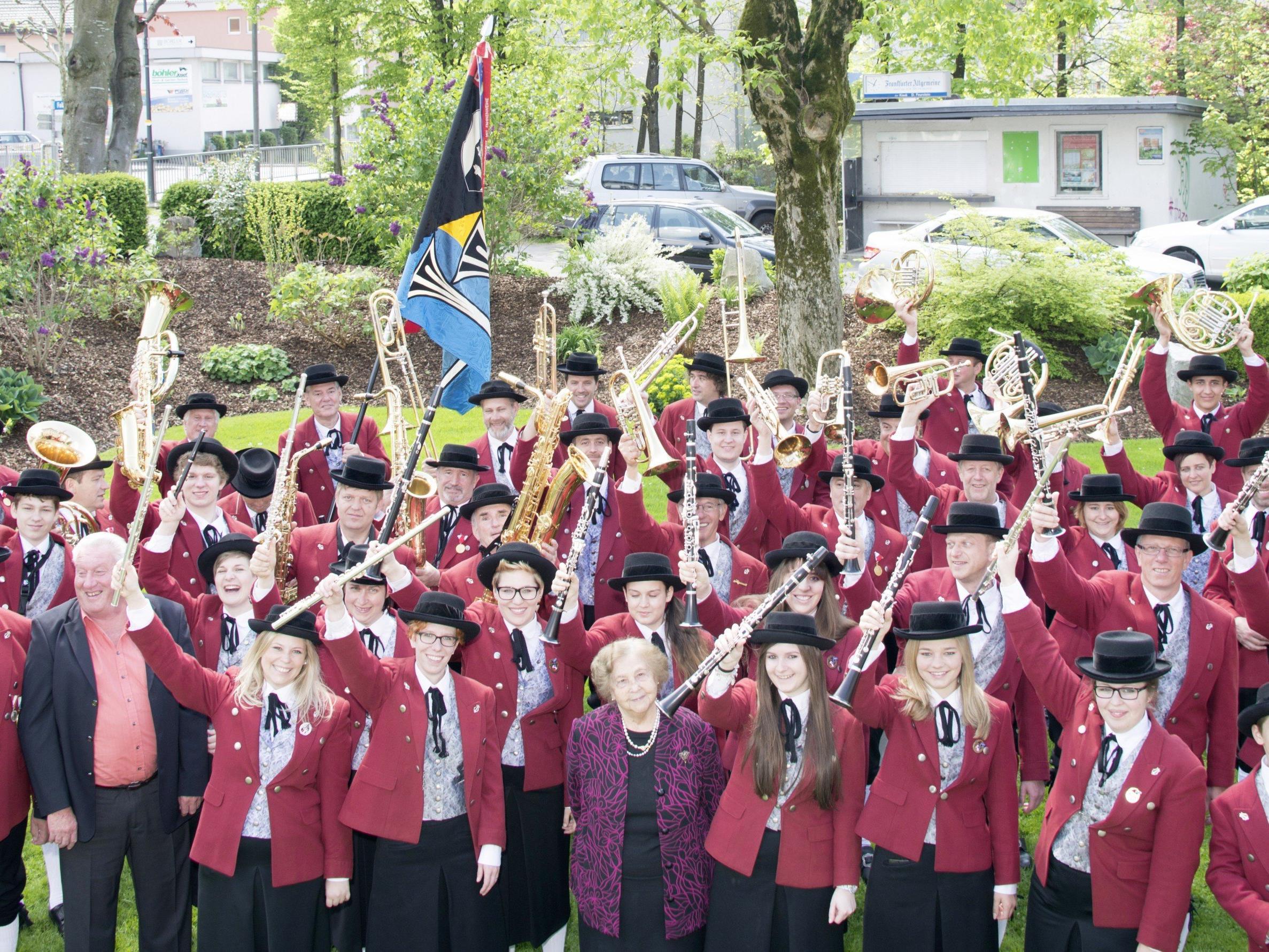 Bürgermusik Schwarzach