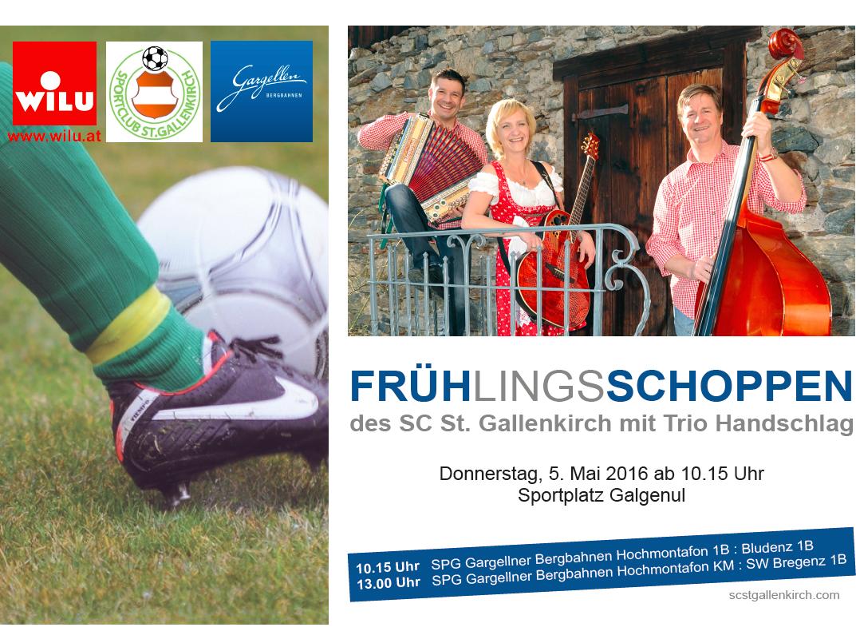 Frühschoppen SC St.Gallenkirch