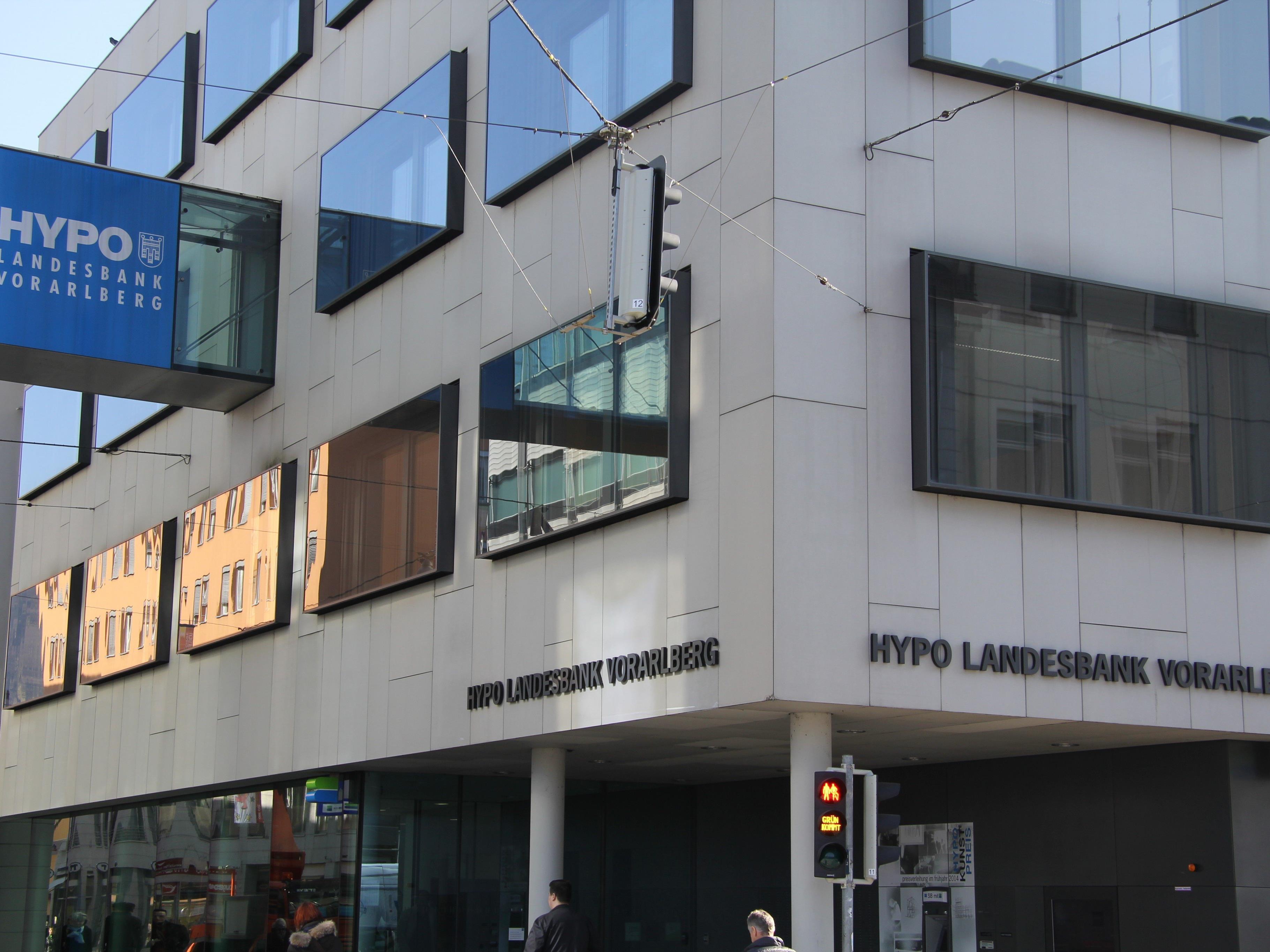 Auch die Hypo Vorarlberg ist in die Offshore-Geschäfte verwickelt.
