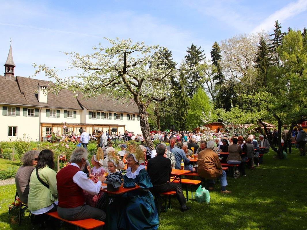 Die Feldkircher Kapuziner freuen sich auf viele Gäste am Fidelis-Sonntag heur am 1. Mai 2016