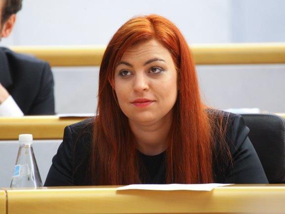 Landtagsabgeordnete Nina Tomaselli sieht noch keine Grundlage für eine Entscheidung zur Bewerbung für die Kulturhauptstadt 2024