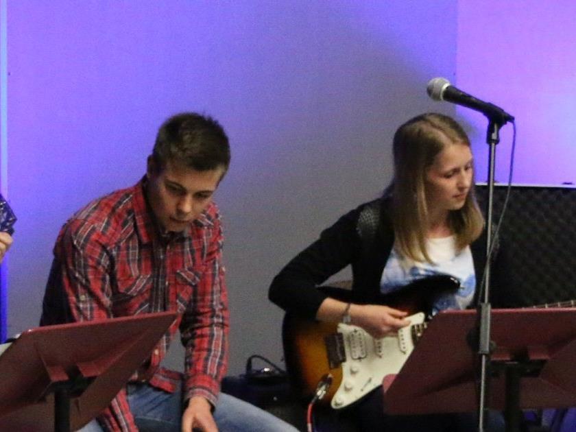 Tag der offenen Tür am Samstag, 23. April, in der Musikschule Walgau.