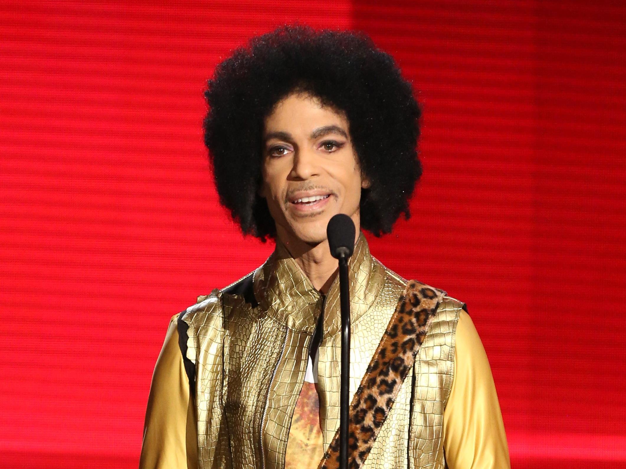 Musik-Superstar Prince ist tot.