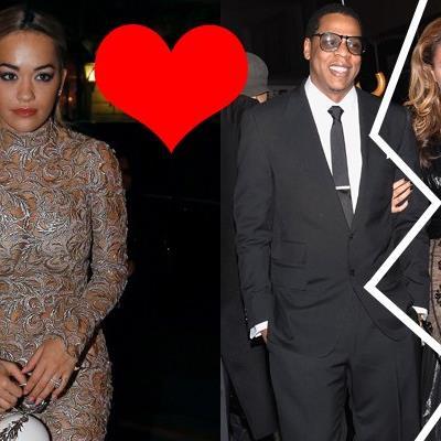 Hatte Rita Ora eine Affäre mit Jay-Z?
