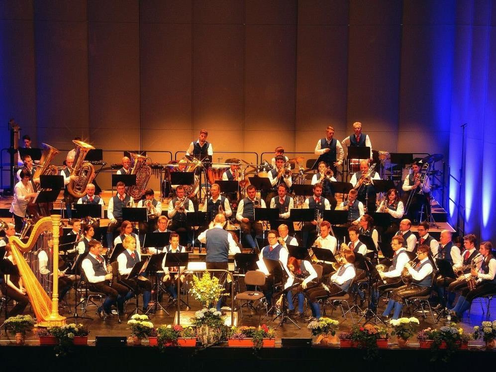 Stadtmusik Feldkirch lädt zum Frühjahrskonzert.