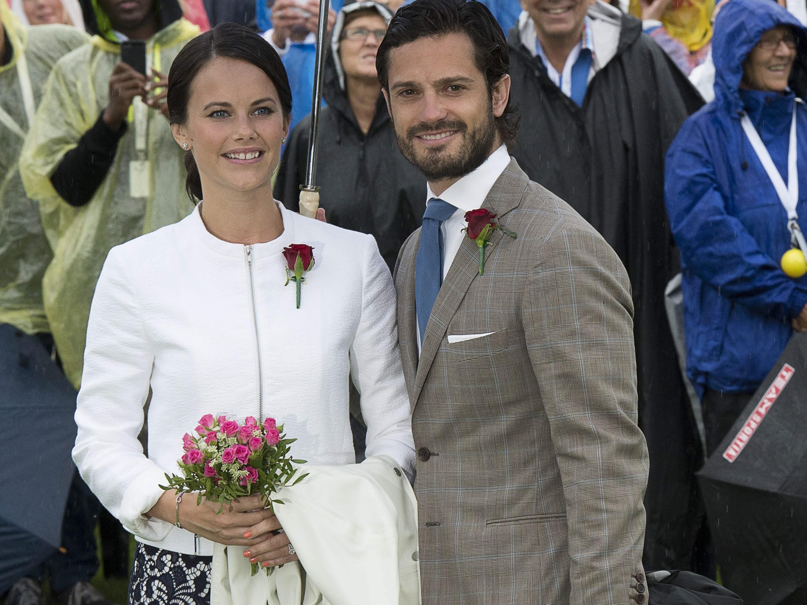 Am 19. April kam das erste Kind von Prinzessin Sofia und Prinz Carl Philip zur Welt.