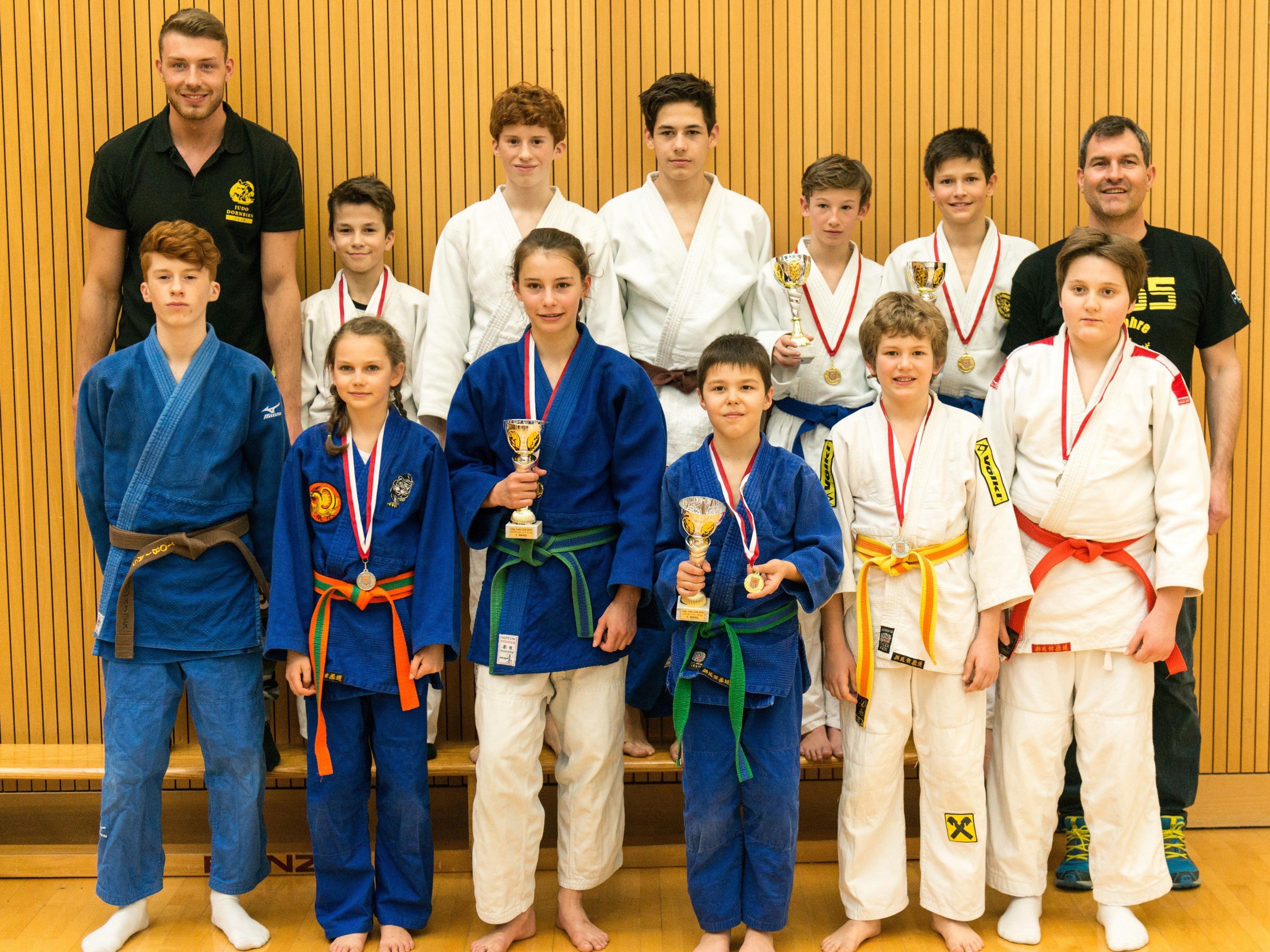 Landesmeister U14 und U18