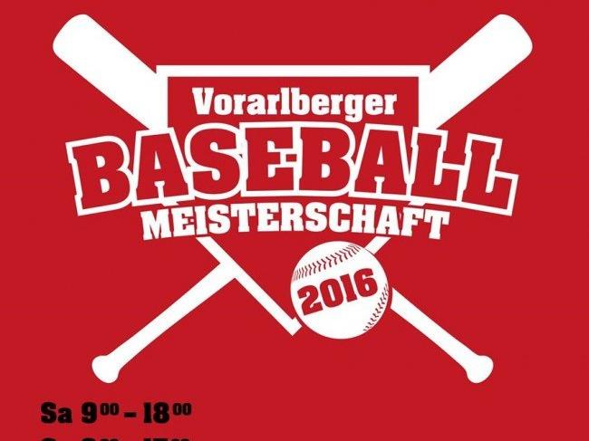 Vorarlberger Baseballmeisterschaft in Hard 09. u. 10. April