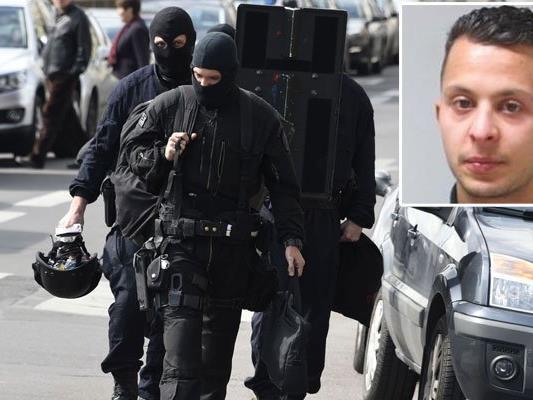 Schwere Ermittlungspannen der belgischen Behörden gegen Salah Abdeslam (kl. Foto) und seinen Bruder.