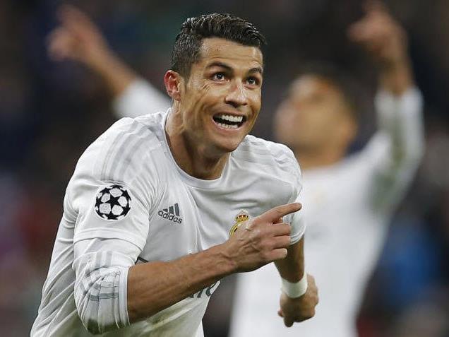 """Ronaldo war der """"Man of the Match"""""""