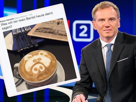 ORF Anchor-Man Armin Wolf.