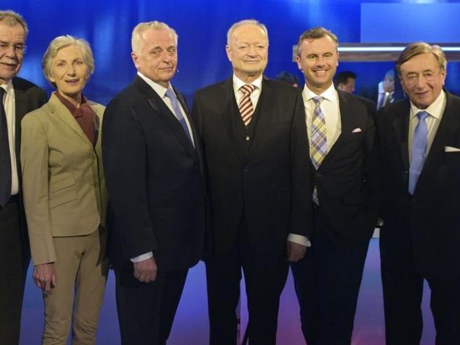 BP-Wahl: Wer macht das Rennen um die Hofburg?