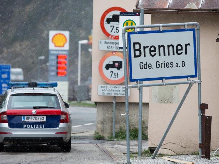 Beschwerde wegen Brenner-Schließung