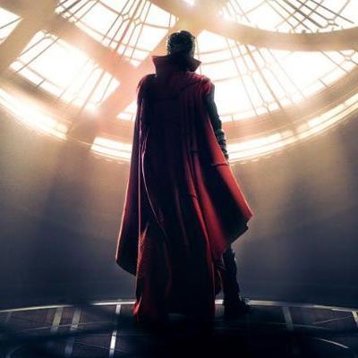 Benedict Cumberbatch in der Marvel-Verfilmung Doctor Strange