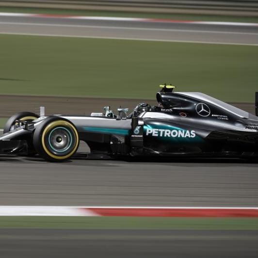 Rosberg holt sich den Sieg