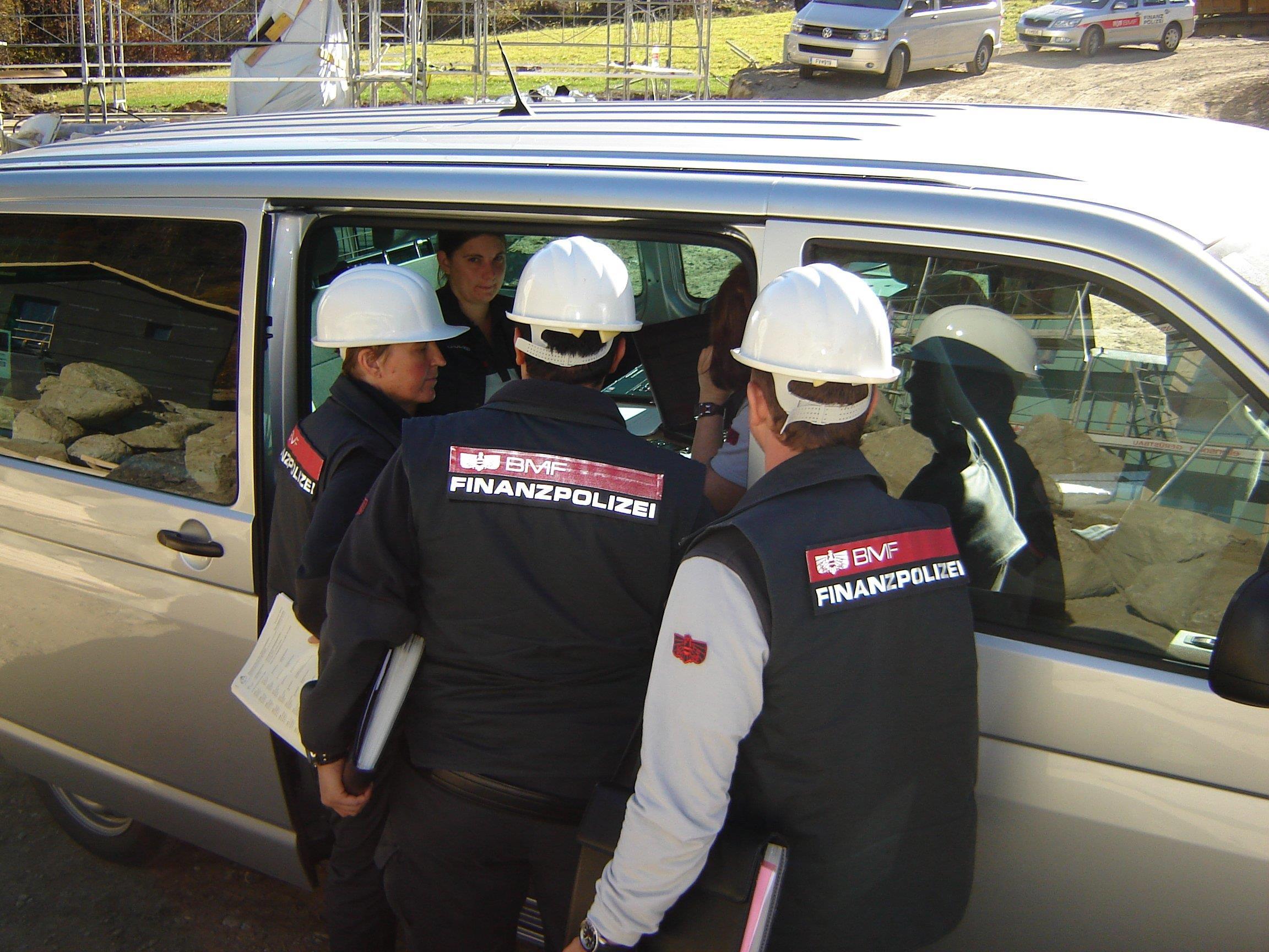 Razzia in Höchst: Billig Subunternehmer auf einer Vogewosi-Baustelle? (Symbolbild)