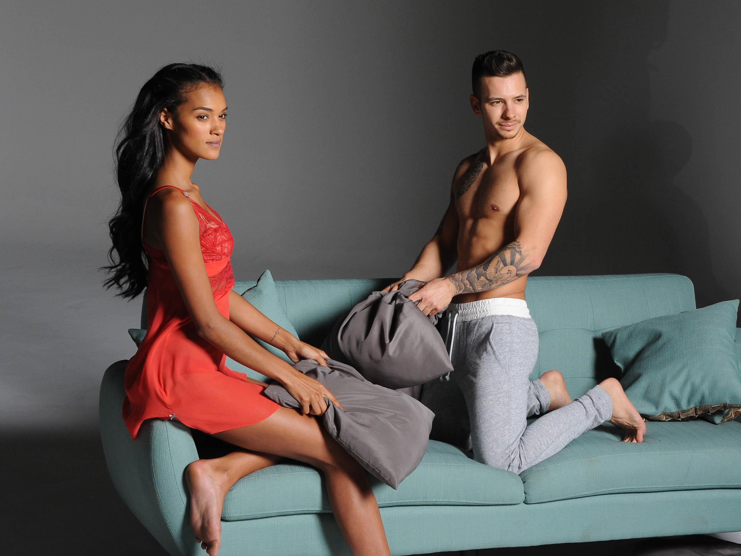 "Jasmin aus Dornbirn schaffte es am Donnerstag ins ""Germany's Next Topmodel""-Halbfinale."