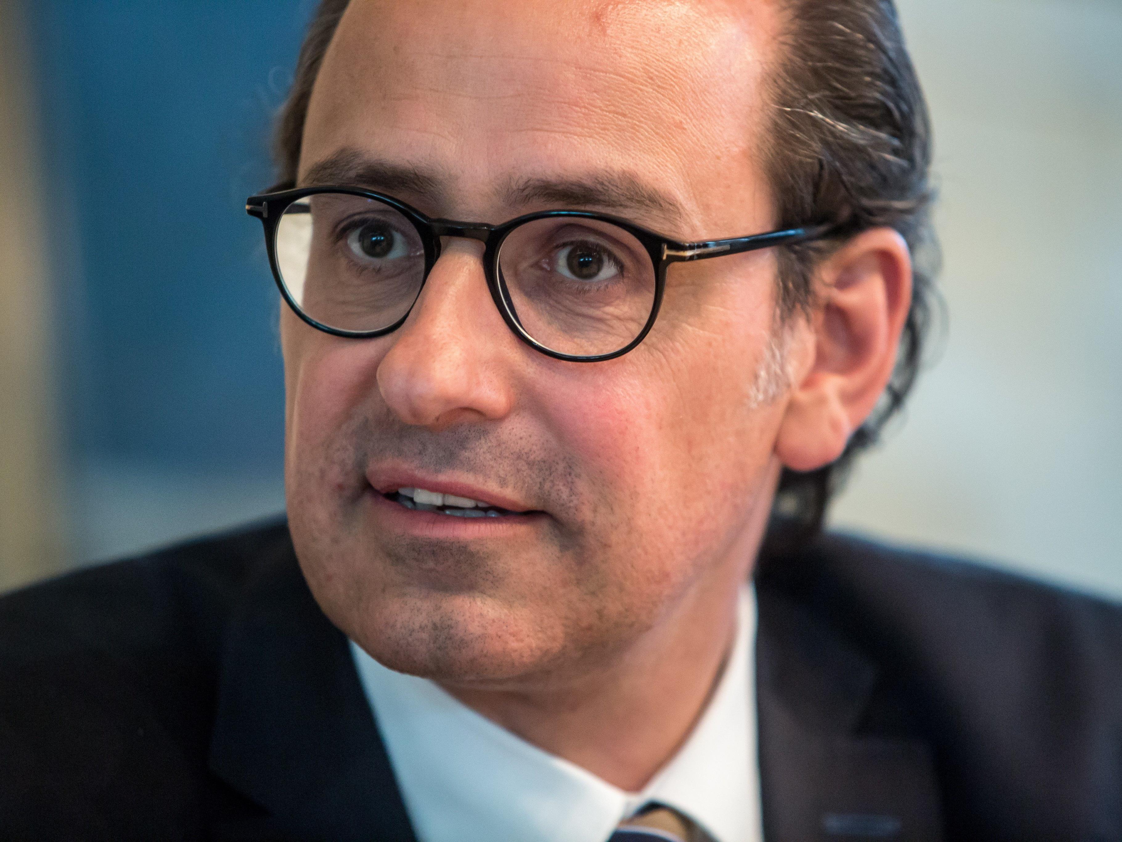 Michael Grahammer war seit dem Jahr 2004 im Vorstand der Hypo Vorarlberg, 2012 hatte er den Vorstandsvorsitz übernommen.