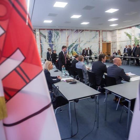 Kontrollausschess im Vorarlberger Landtag