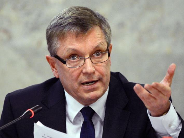 Notenbankpräsident György Matolcsy