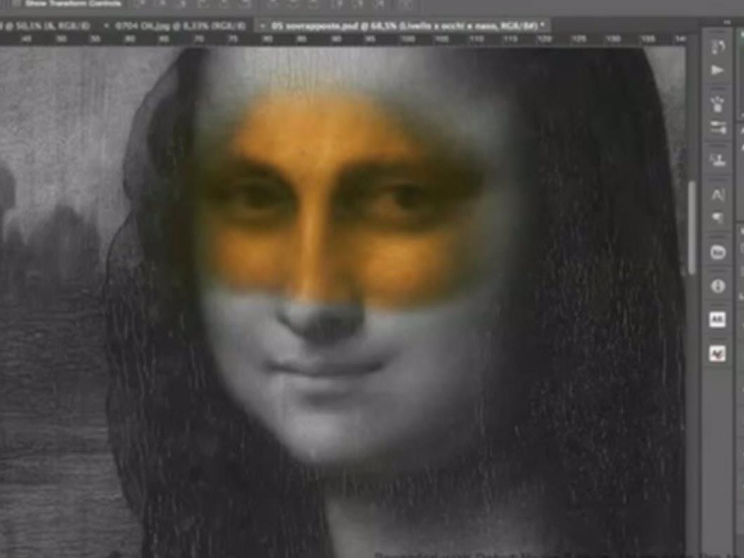Für die Mona Lisa könnten eine Frau und ein Mann Modell gestanden haben